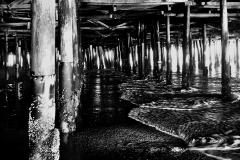 Evening Glow - Santa Monica Pier