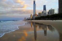 Reflections – Surfer's Paradise, Australia