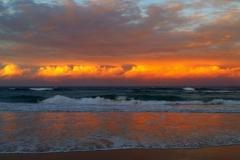 Sunset Surfer's Paradise