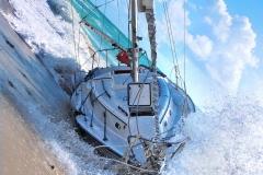 The shipwreck of Suzana – III