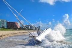 The shipwreck of Suzana – II