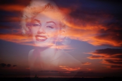 Marilyn's Sunset