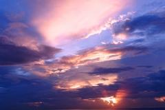 Violet Sunbeams
